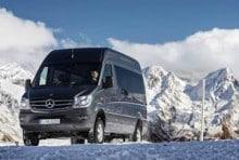 Mercedes-Benz Sprinter 316 BlueTec 4x4