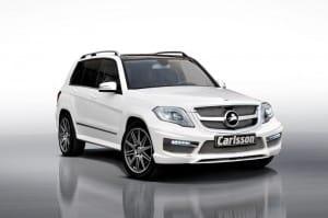 Mercedes GLK-Tuning by Carlsson