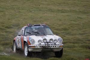 Porsche Safari Rallye 911. Foto: Porsche