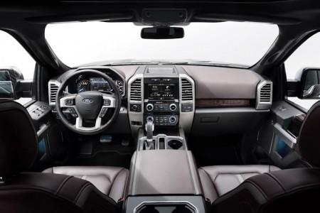 Ford F150 Innenraum