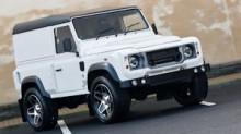 Land Rover Defender Umbau Kahn_