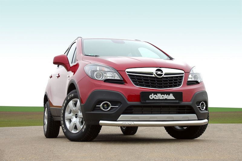 opel mokka zubeh r von delta4x4 4x4news home. Black Bedroom Furniture Sets. Home Design Ideas
