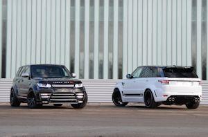Range Rover Sport Tuning