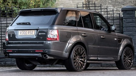 Range Rover Tuning Cosworth by Kahn Design
