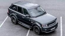Range Rover Tuning cosworth