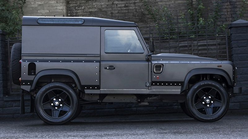 Kahn_Land Rover Defender Tuning LongNose