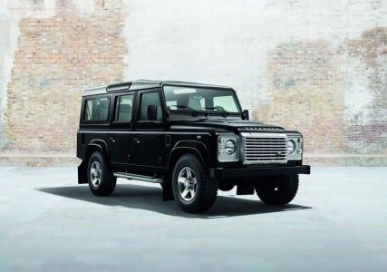 Land Rover Defender Highline XS Silver Pack