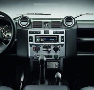 Land Rover Defender Highline XS Innenraum