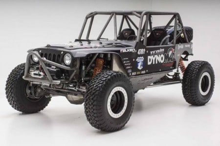 Mopar Jeep Wrangler Off Road