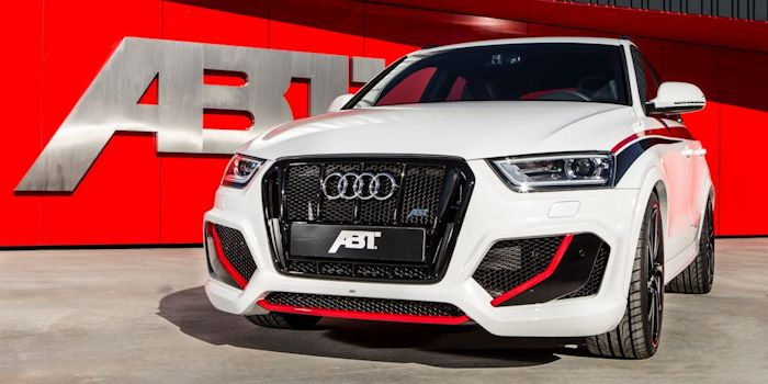 Abt Audi RS Q3 Tuning