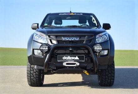 Isuzu D-Max Umbau Off Road by Delta 4x4