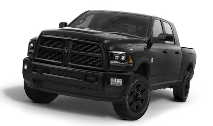 RAM Black Package