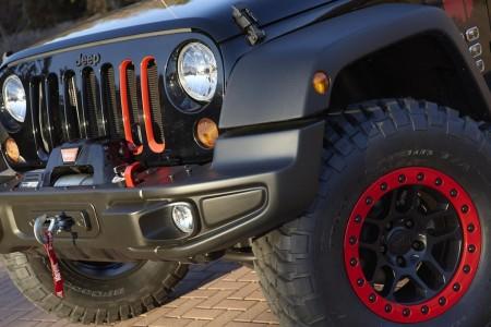 Jeep Wrangler Moab Umbau