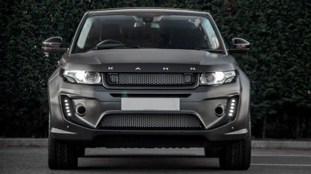 Kahndesign Range Rover Evoque-Tuning