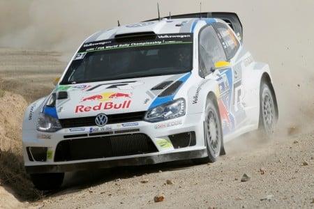 Andreas Mikkelsen/Mikko Markkula (N/FIN), Volkswagen Polo R WRC. Foto: VW Motorsport