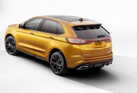 Ford Edge-Sport SUV