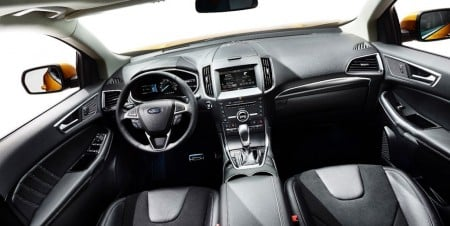 Ford Edge-Sport SUV Innenraum