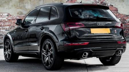 Audi Q5 SUV Tuning Kahn Design