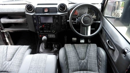 Land Rover Defender Kahn Tuning