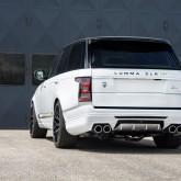 Range Rover Vogue Lumma Design Umbau