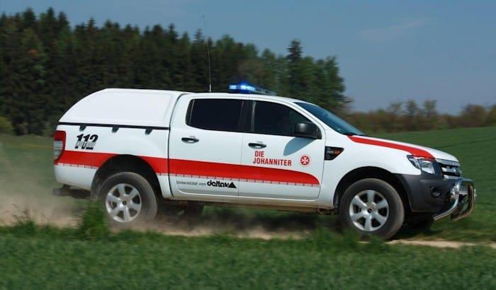 Ford Ranger Katastrophenschutz Zubehoer