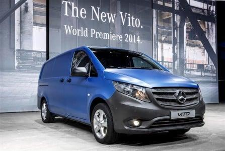 Neuer Mercedes Vito Allrad