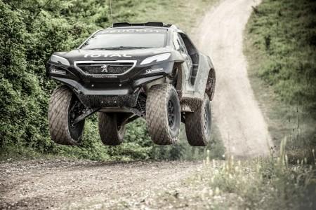 Hat der Peugeot 2008 DKR eine Chance gegen die Allrad Konkurrenz?