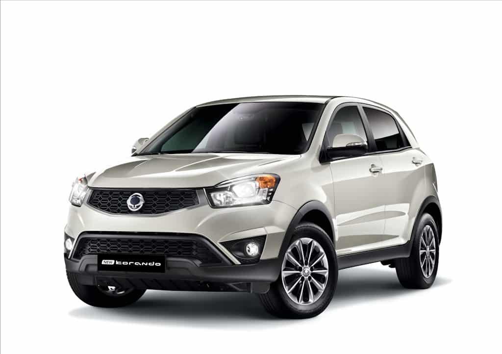 SsangYong Korando Crystal Plus SUV