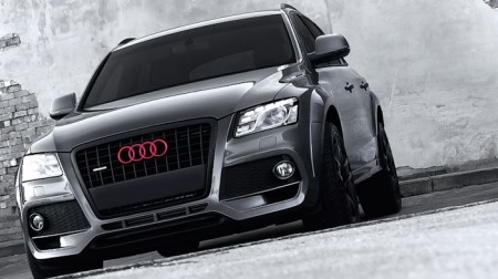Audi Q5 2.0 TDi Quattro S Tronic Tuning