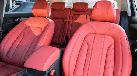 Innenraum Audi Q5 2.0 TDi Quattro S Tronic Tuning