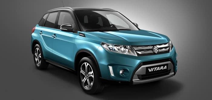 Der neue Suzuki Vitara