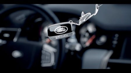 Land Rover New Discovery Sport Innenraum