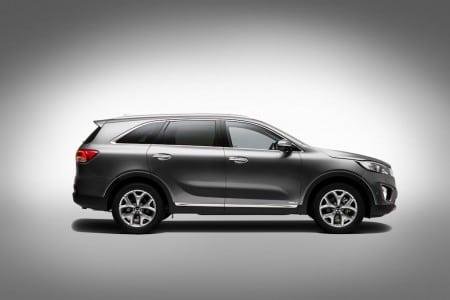 Neuer Kia Sorento SUV