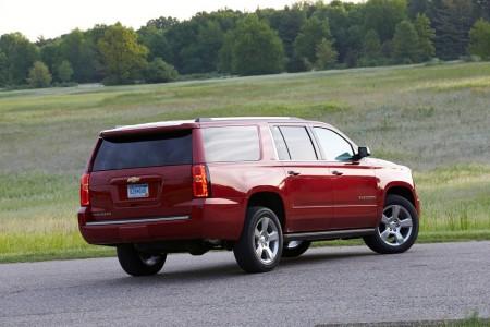 Chevrolet Suburban LTZ