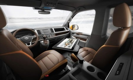 Volkswagen TRISTAR Innenraum