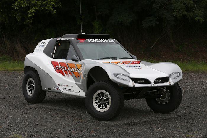YOKOHAMA Baja SUV