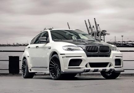 BMW X6 SUV Tuning