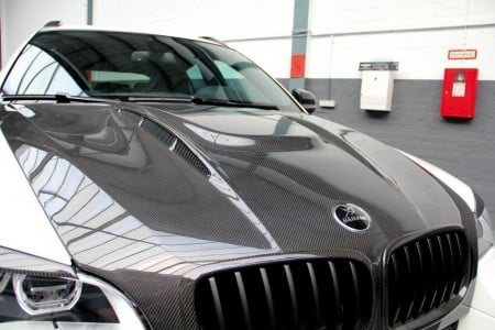 BMW X6 SUV Tuning