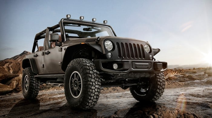 Jeep Wrangler Unlimited Rubicon Stealth