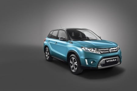 Neuer Suzuki Vitara