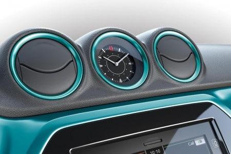 Neuer Suzuki Vitara Innenraum