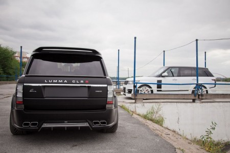 Range Rover Long Tuning