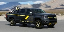 Chevy Colorado Performance Concept