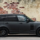 Land Rover Range Rover Vogue 600 Tuning