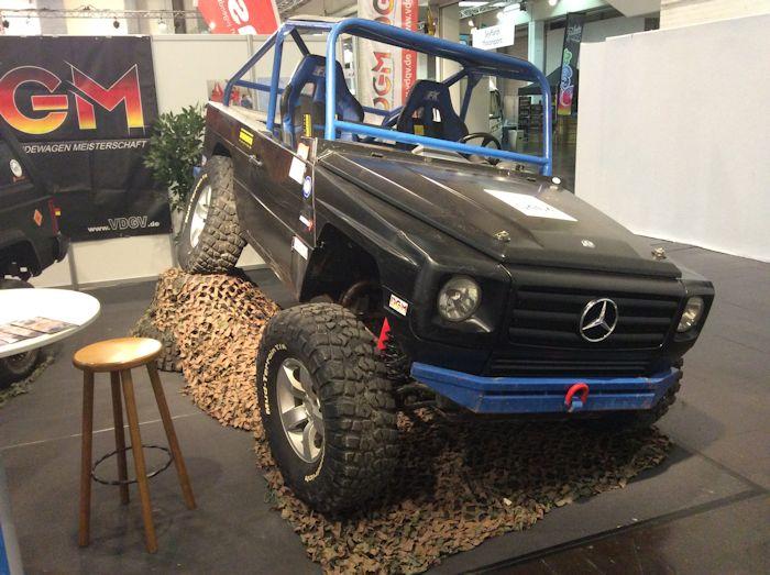 Mercedes G Umbau
