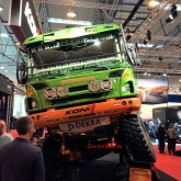 scania offroad truck