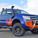 Ford Ranger Pick Up Umbau