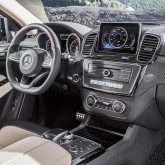 Mercedes-Benz GLE Coupe Innenraum