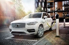 Neuer Volvo XC90 Twin Engine