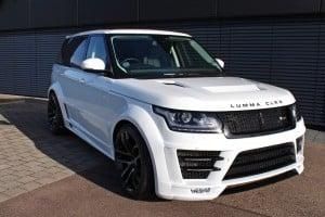 Range Rover Tuning